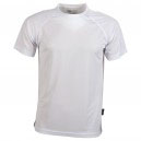 Tee-Shirt respirant blanc Homme