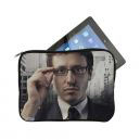 Housse tablette quadri