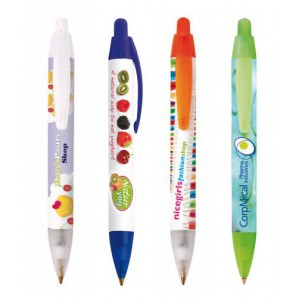 Stylo-bille Bic Mini Wide Body Digital Quadri